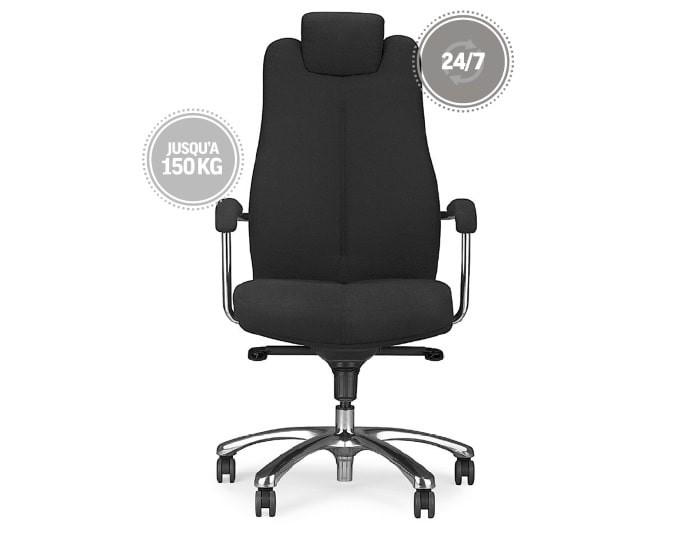 Fauteuil de bureau ergonomique SONATA