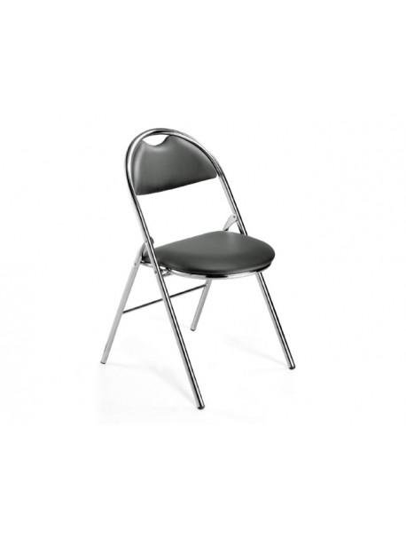Chaise pliante ARIOSO FOLD - Anthracite