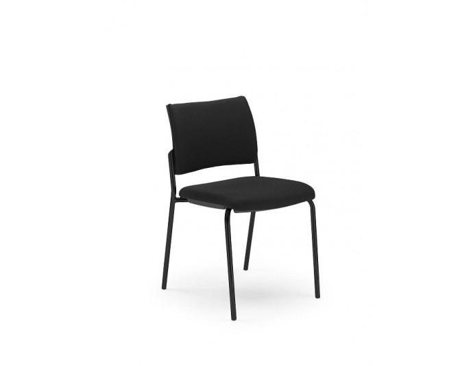 Chaise visiteur en tissu INTRATA