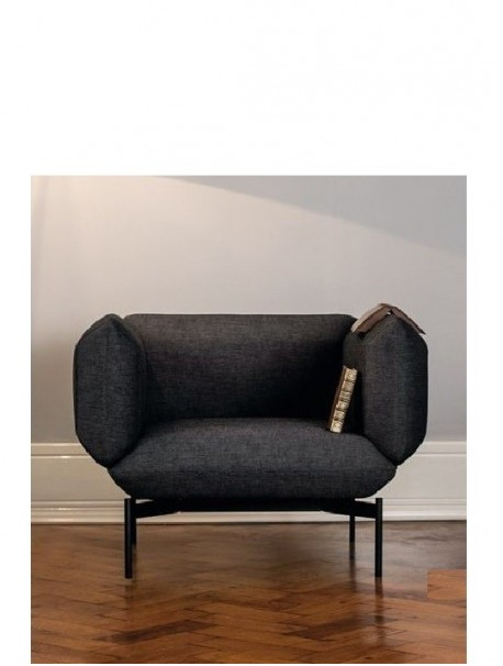 delex mobilier fauteuil moderne et design 1 place segment. Black Bedroom Furniture Sets. Home Design Ideas