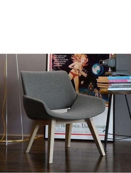 chaise de d tente vintage monk prostoria delex mobilier. Black Bedroom Furniture Sets. Home Design Ideas