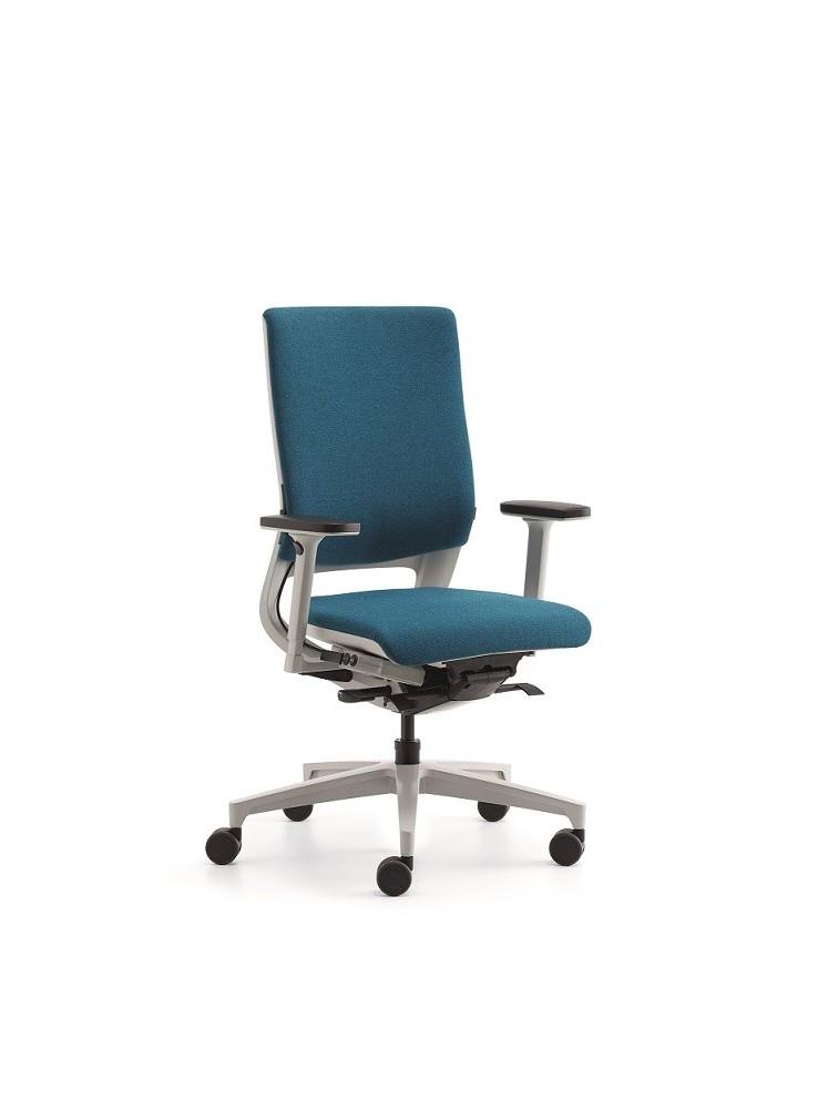 si ge de bureau ergonomique climatis klimastuhl delex mobilier. Black Bedroom Furniture Sets. Home Design Ideas