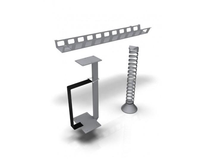 Système de câblage pour bureau E-MODEL