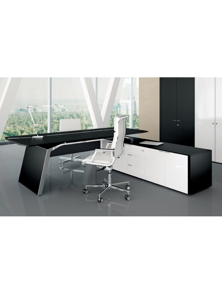 bureau de direction haut de gamme sur mesure metar delex mobilier. Black Bedroom Furniture Sets. Home Design Ideas