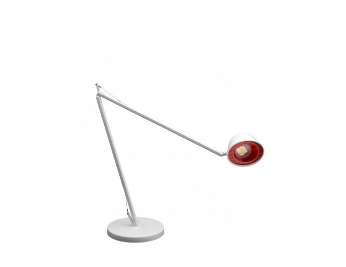 Lampe de bureau BAIA blanc
